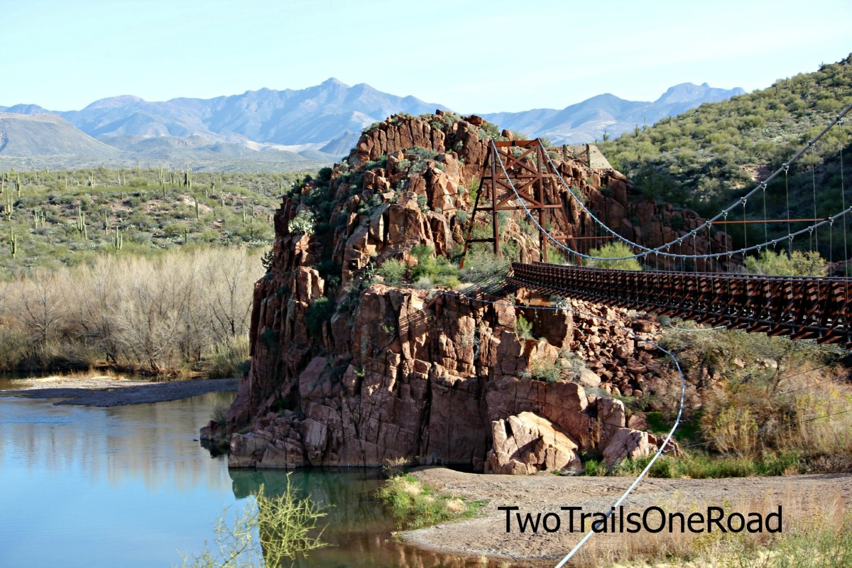 Sheep Bridge at the Verde River