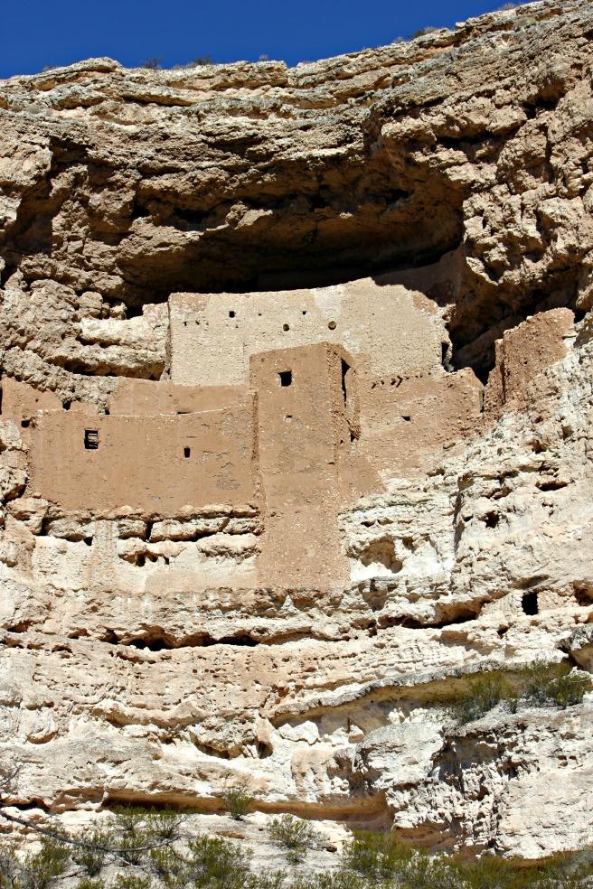 Montezuma's Castle...Arizona